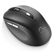 Mouse sem Fio Comfort 6 Botões USB Preto MO237 1 UN Multilaser