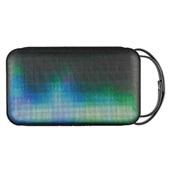 Caixa de Som Portable Bluetooth LED Dinâmico 50W RMS Preto SP234 Pulse