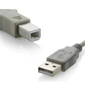 Cabo USB 2.0 A Macho x B Macho 5m 2.5x14.5x12.5cm 1 UN Multilaser