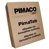 Etiqueta Matricial 1 Carreira 106,68x36,5mm CX 4000 UN Pimaco