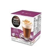 Cápsula Dolce Gusto Chocolate e Caramelo 8g cada 204g CX 16 UN Nescafé