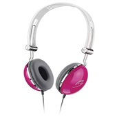 Headphone Pop com Haste Ajustável Pink PH055 1 UN Multilaser