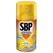 Multi Inseticida Automático Spray Refil com Óleo de Citronela 250ml 1 UN SBP