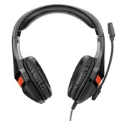 Headset Warrior Gamer P2 Preto PH101 1 UN Multilaser