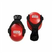 Abafador de Ruídos Acoplável XLS Vermelho C.A 27971 1 Par MSA
