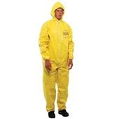 Macacão Proteção Química Simples Tychem XXG C.A 38647 1 UN Dupont
