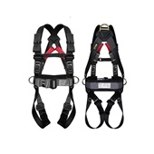 Cinturão Paraquedista 3 Pontos de Conexão Ajustável C.A 36617 1 UN Hércules