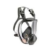 Respirador Facial Inteira 6800 G C.A 7298 1 UN 3M