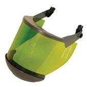 Protetor Facial V-Gard 190 Arc Plus com Queixeira e Suporte C.A 33745 1 UN MSA