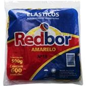 Elástico Látex Amarelo Nº18 500g 1 UN Red Bor