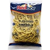 Elástico Latéx Amarelo Nº18 100g 1 UN Red Bor