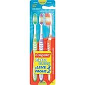 Escova Dental Extra Clean Leve 3 Pague 2 Colgate