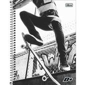 Caderno Universitário Capa Flexível 10 Matérias 200 FL Mais C 1 UN Tilibra