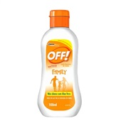 Repelente Family Loção 100ml OFF