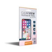 Película de Vidro Temperado Transparente para iPhone X 1 UN Geonav