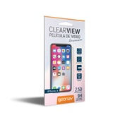Película de Vidro Temperado Transparente para Iphone X GLIPXT 1 UN Geonav