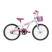 Bicicleta Aço Ceci Aro 20 Branco 1 UN Caloi