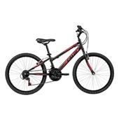 Bicicleta Aço Max Aro 24 Preto 1 UN Caloi