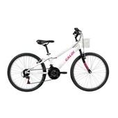 Bicicleta Aço Ceci Aro 24 Branco 1 UN Caloi