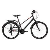 Bicicleta Alumínio Urbam Aro 26 Preto Fosco 1 UN Caloi