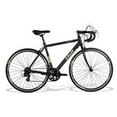 Bicicleta Alumínio Aro 700 Preto Fosco 1 UN Caloi