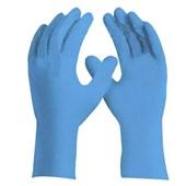 Luva Nitrílica Descartável G Azul C.A 42711 CX 50 UN Danny