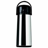 Garrafa Térmica Air Pot Inox Pressão 1,8L 1 UN Invicta