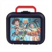 Lancheira Injetada com Alça e Garrafa Plástica Toy Story 1 UN Dermwil