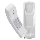 Telefone com Fio Gôndola Teclado Luminoso Cinza Ártico TC 20 Intelbras