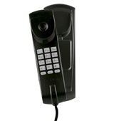 Telefone com Fio Gôndola Tecl Lumi Preto TC 20 Intelbras