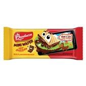 Biscoito Mini Wafer Chocolate 30g PT 1 UN Bauducco
