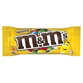 Chocolate Amendoim 45g PT 1 UN M&Ms