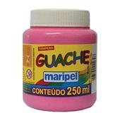 Tinta Guache Rosa 250ml Maripel