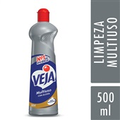 Limpador Multiuso 500ml Bioálcool 1 UN Veja