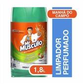 Limpador Perfumado 1,8L Manhã do Campo 1 UN Mr.Músculo