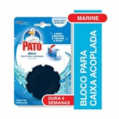 Bloco Sanitário para Caixa Acoplada 48g Marine 1 UN Pato