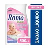 Sabão Líquido de Coco 500ml 1 UN Roma Coco