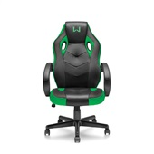 Cadeira Gamer Warrior Verde GA160 1 UN Multilaser