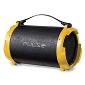 Caixa de Som Portátil Bazooka Couro 40W SP265 1 UN Pulse