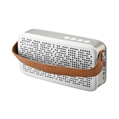 Caixa de Som Portátil Bluetooth Hands Free Branco 20W SP248 1 UN Pulse