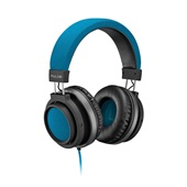 Headphone Large Conector P2 Azul PH228 1 UN Pulse