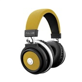 Headphone Bluetooth Large Amarelo PH233 1 UN Pulse