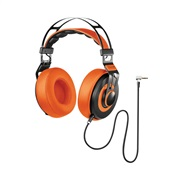 Headphone Premium Wired Large Laranja PH239 1 UN Pulse