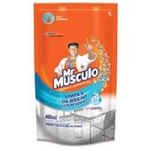 Limpa Vidros Refil 400ml 1 UN Mr. Músculo