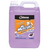 Limpador Multiuso Perfumado 5L Lavanda 1 UN Mr. Músculo