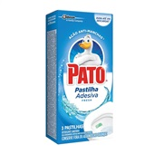 Pastilha Sanitária Adesiva Fresh 3 UN Pato