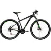 Bicicleta Alumínio Aro 29 185x70x100cm Preto 1 UN Caloi