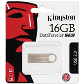 Pen Drive DataTraveler SE9 16GB USB 2.0 DTSE9H 1 UN Kingston
