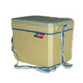 Caixa Térmica de Isopor 8L Amarela 1 UN Isoterm