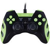 Controle Gamer para PS2 PS3 e PC JS081 1 UN Multilaser